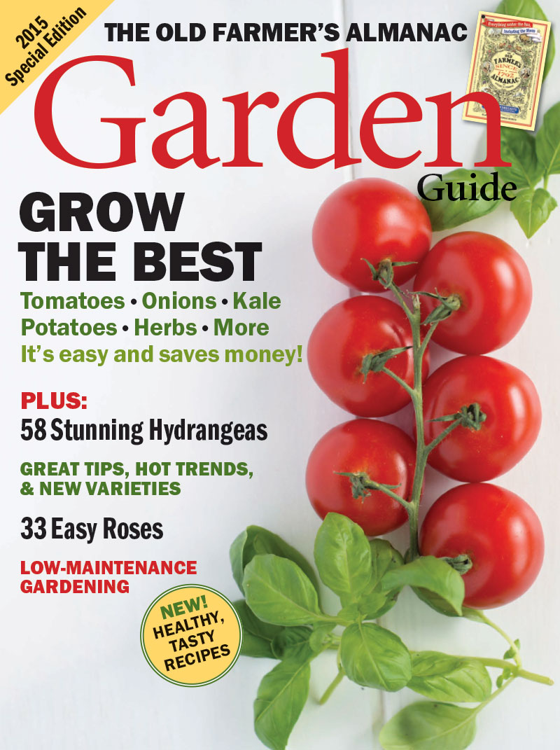 Garden Guide The Old Farmers Almanac