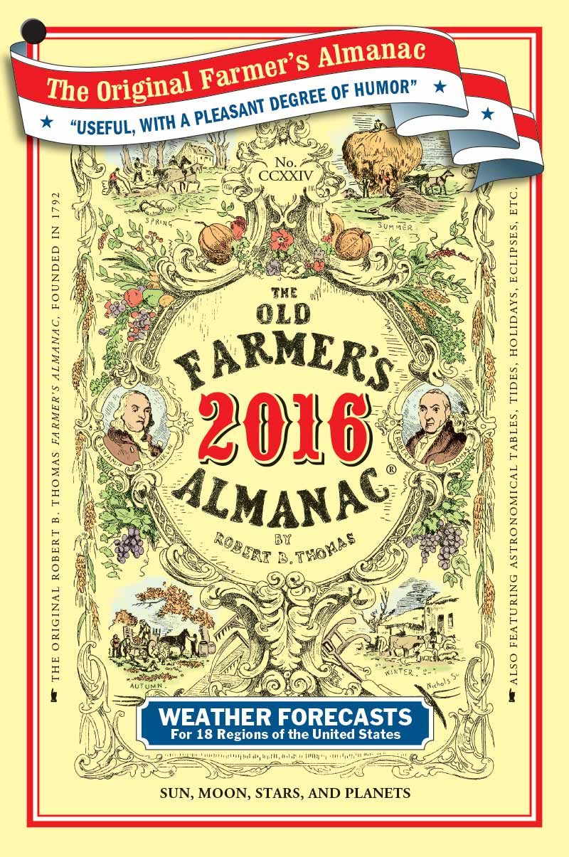 Calendar With Almanac Signs | Calendar Template 2016