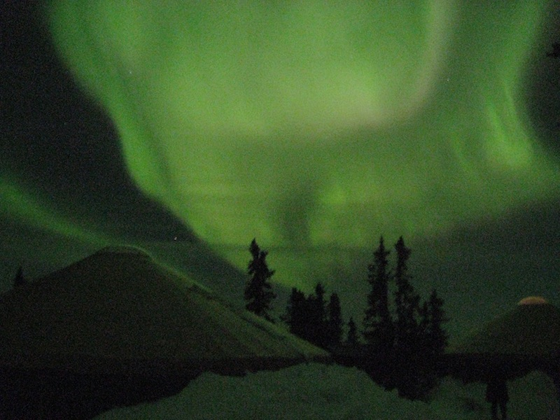 Northern Lights of a Lifetime