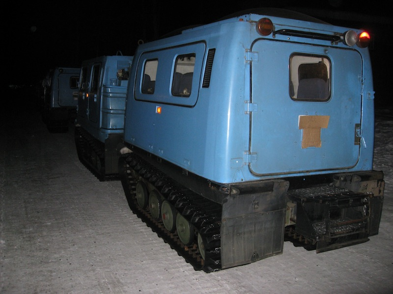 Northern Lights Snowcats