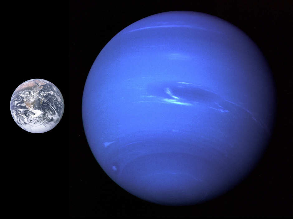 Planet Neptune Facts Orbit Moons | The Old Farmer's Almanac