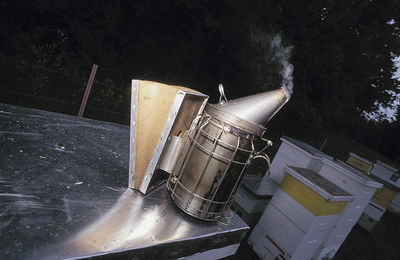 Beekeeping 101: Equipment and Smoker