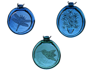 Glass Suncatchers