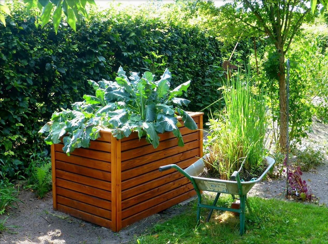 Raised Garden Beds Old Farmers Almanac