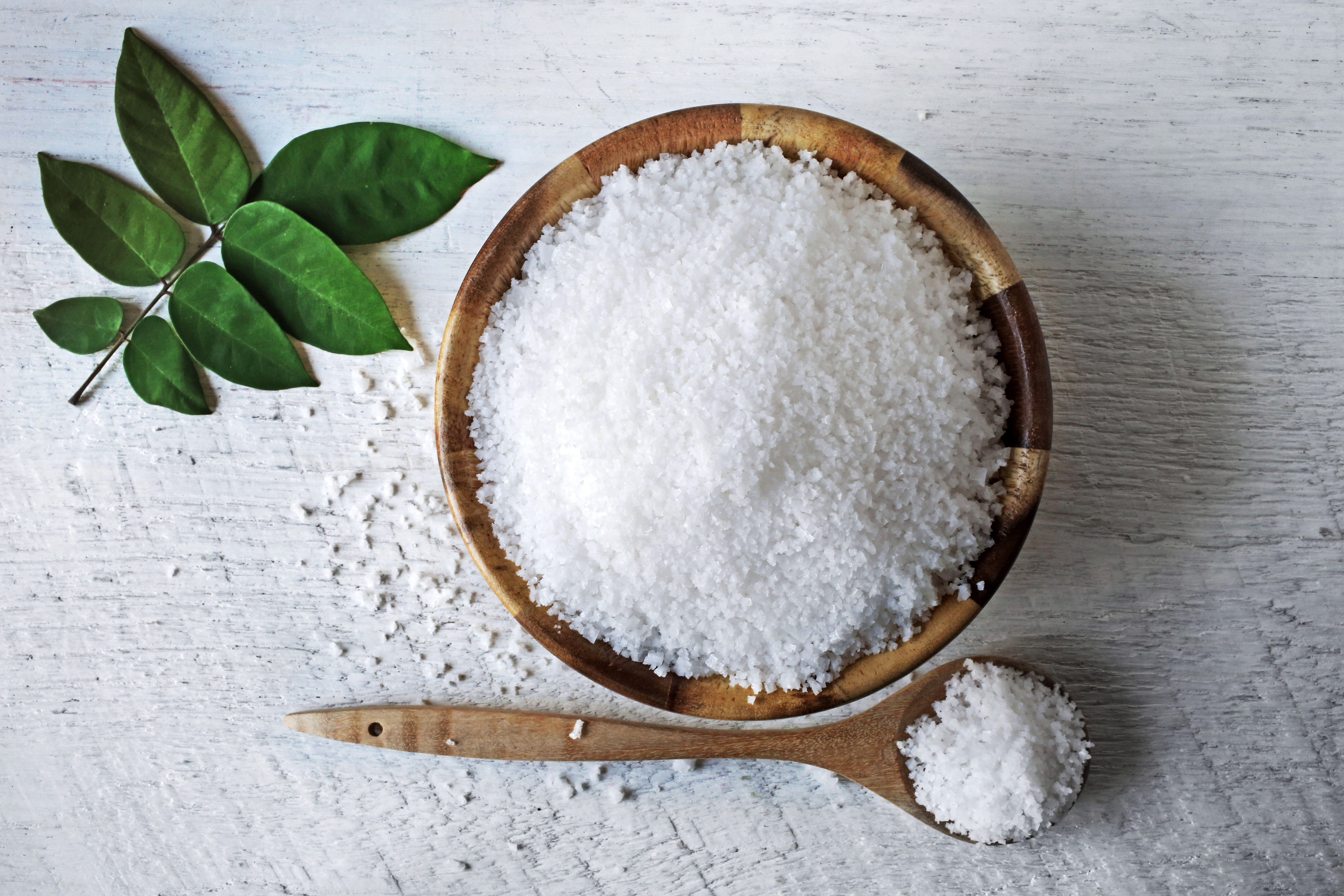 Table salt for preventive health natural remedies with for The saltbox