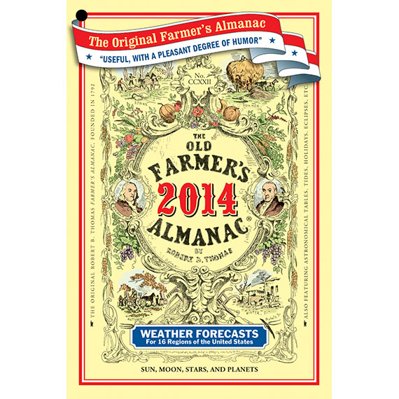2014 old farmer 39 s almanac weather snow bitter cold sep 10 for Farmers almanac fishing calendar