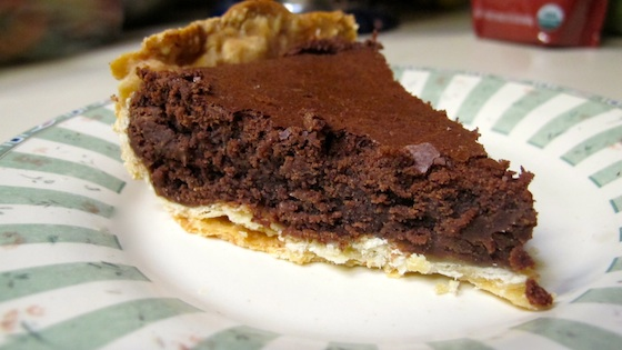 Chocolate Chess Pie | Old Farmer's Almanac