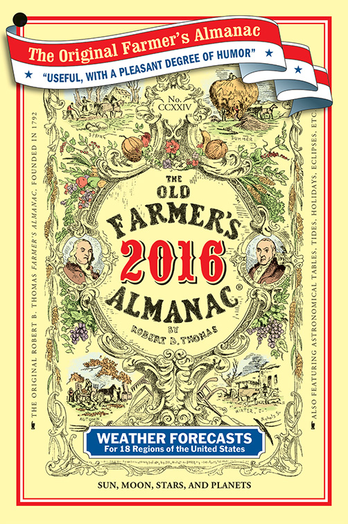 Winter weather forecast 2016 old farmer 39 s almanac for Farmers almanac for fishing