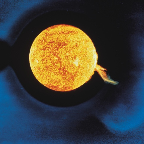 cycle of sun like solar system - photo #28