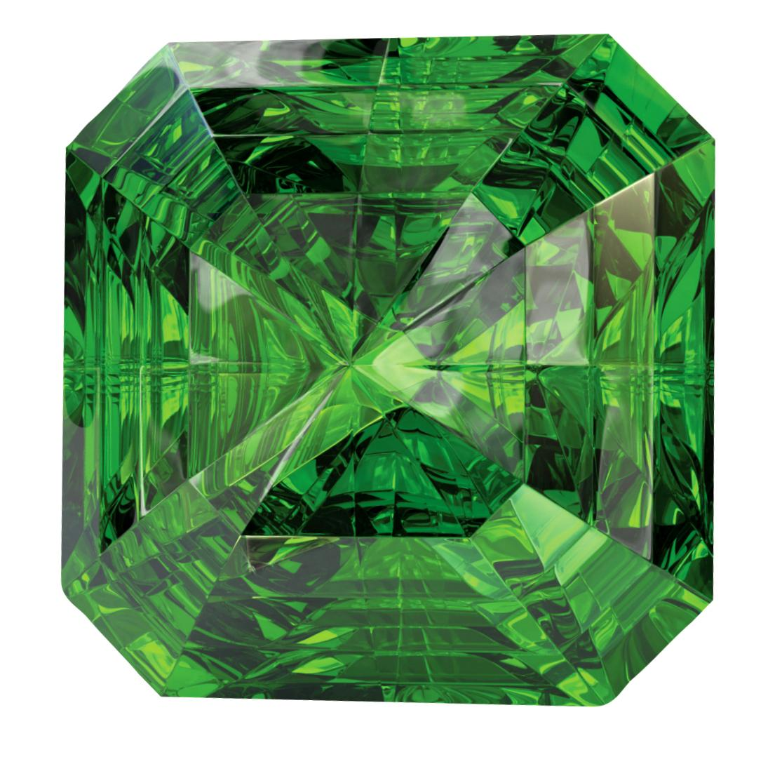 Emerald - May birthstone - primary