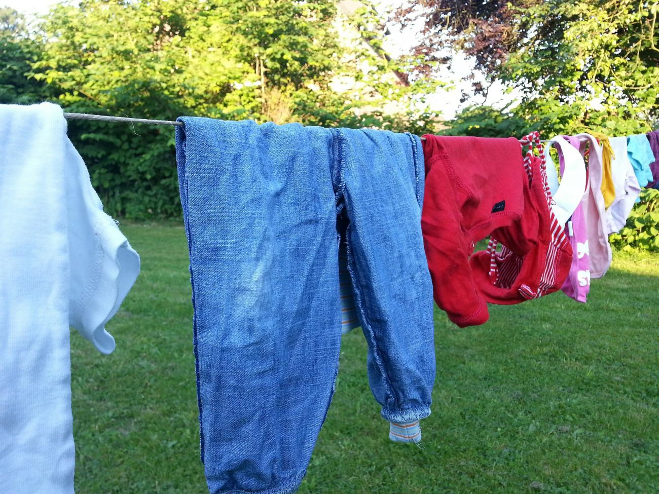 Stain Removal: How to Get Stains out of Clothes | The Old Farmer's ...