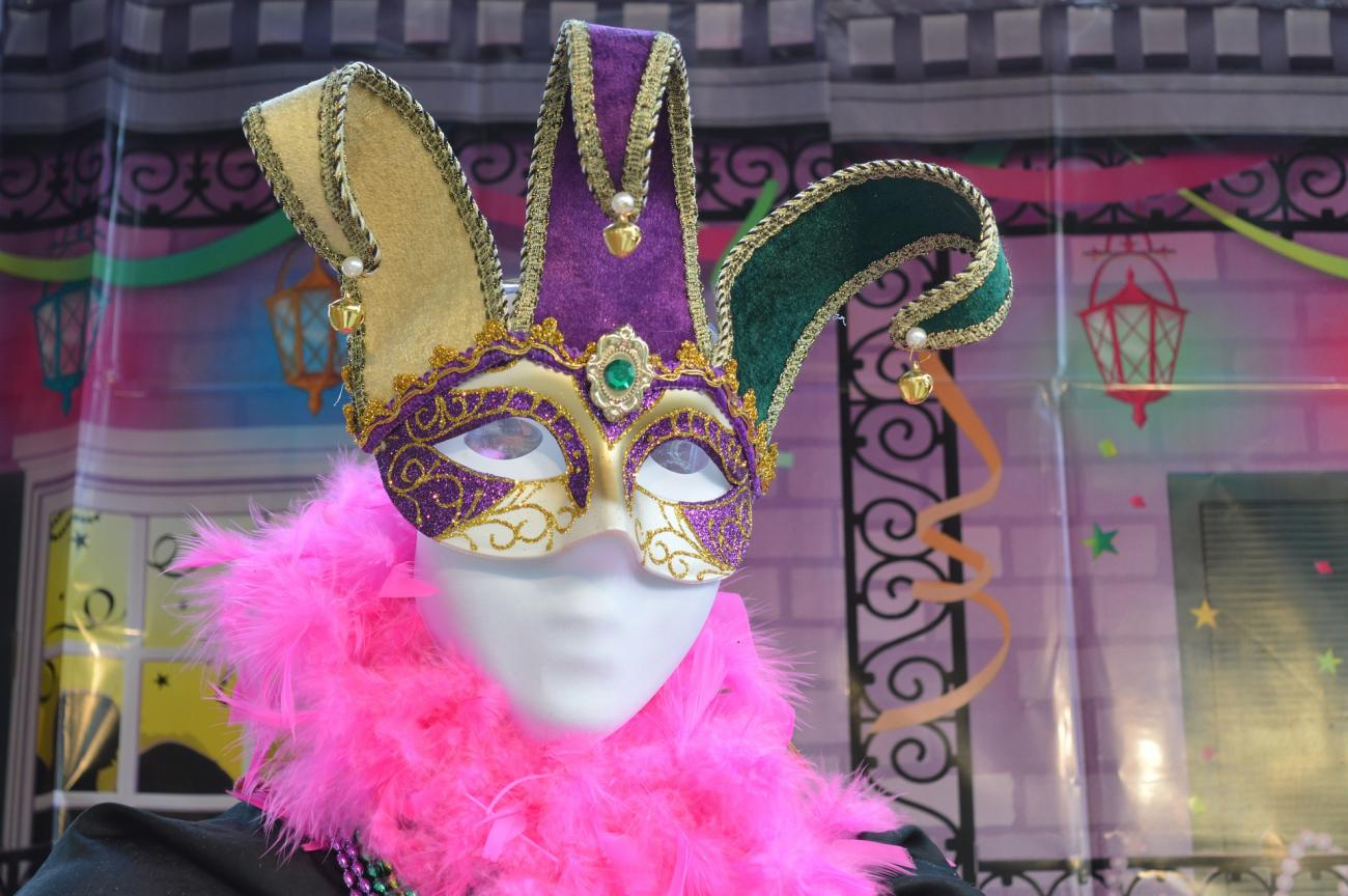 When is Mardi Gras?