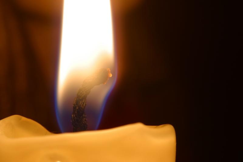 Candle Burning Bright