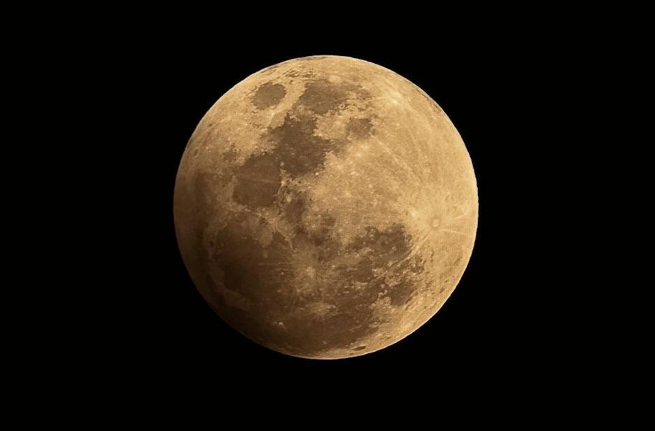 Penumbral Eclipse of the Moon