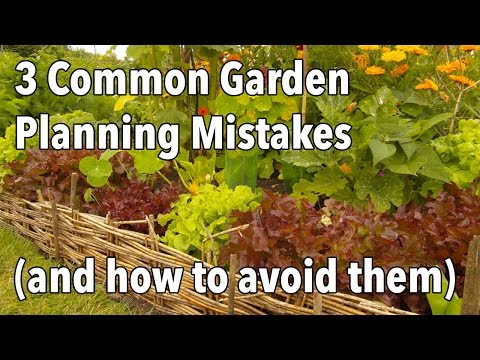 3 Garden Planning Mistakes to Avoid The Old Farmers Almanac